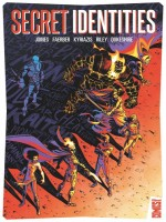 Secret Identities de Faerber Joines Kyria chez Glenat Comics
