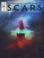 Scars de Ellis/burrows chez Komics Initiati