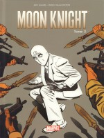 Moon Knight All-new All-different T03 de Smallwood Greg chez Panini