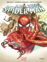 All-new Amazing Spider-man T02 de Dan Slott Dan Slott chez Panini