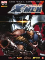 Astonishing X-men 61 de Xxx chez Panini Com Mag