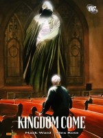 Kingdom Come de Waid-m Ross-a chez Panini