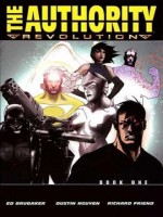 The Authority Revolution T1 de Brubaker-e chez Panini