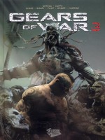 Gears Of War T03 de Ortega Sharp chez Fusion Comics