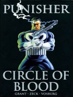 The Punisher - Circle Of Blood de Grant-s Zeck-m chez Panini