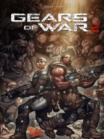 Gears Of War T02 de Ortega Sharp chez Fusion Comics