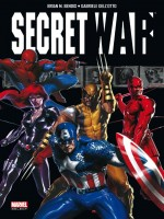 Secret War de Bendis-b Dellotto-g chez Panini
