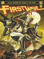 Batman First Wave T1 de Azzarello Brian chez Ankama