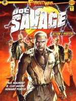 First Wave Doc Savage T1 de Malmont Paul chez Ankama