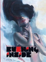 Burning Inside de Rossbach J-s chez Cfsl Ink