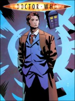 Doctor Who T04 Fugitif de Tony Lee chez French Eyes