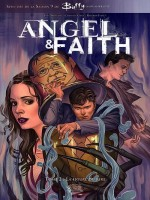 Angel Et Faith T02 de Gage-ch Isaacs-r Sam chez Panini