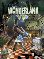 Little Alice In Wonderland - Tome 2 de Tacito Derian chez Glenat