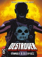 Destroyer de Kirkman-r Walker-c chez Panini