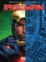 Iron-man Marvel Now T02 de Gillen-k Land-g chez Panini