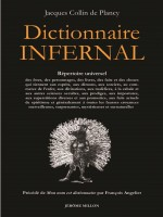 Dictionnaire Infernal de Collin De Plancy/jac chez Millon