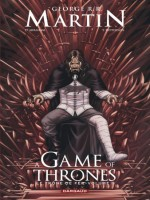 A Game Of Thrones-le Trone Fer T4 A Game Of Thrones - Le Trone De Fer (4/6) de Abraham R.r./patters chez Dargaud