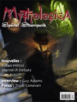 Mythologica N 3 - Steampunk de Collectif chez Mythologica