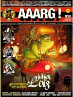 Aaarg ! N 3 de Collectif chez Aaarg Editions