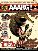 Aaarg ! N 4 de Collectif chez Aaarg Editions