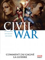 Civil War T06 de Straczynski Fraction chez Panini