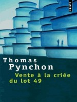 Vente A La Criee Du Lot 49 de Pynchon Thomas chez Points