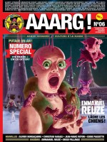 Aaarg ! N 6 de Collectif chez Aaarg Editions