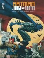 Batman Judge Dredd de Wagner/grant/bislay chez Urban Comics