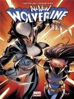 All-new Wolverine T04 de Taylor/kirk chez Panini