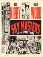 Sky Masters Of The Space Force de Kirby/wallace chez Komics Initiati