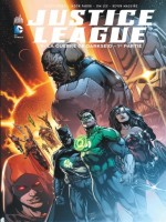 Justice League T9 de Johns/manapul chez Urban Comics