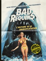 Bad Requins, L'histoire De La Sharksploitation - Version Collector de Xxx chez Huginn Muninn