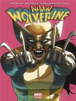 All-new Wolverine T03 de Taylor Tom chez Panini