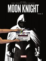 Moon Knight All-new All-different T02 de Lemire Jeff chez Panini