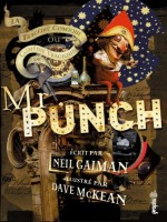 Mr Punch de Gaiman/mckean chez Urban Comics