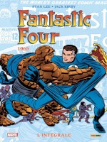 Fantastic Four: L'integrale T04 (1965) Ned de Lee/kirby chez Panini