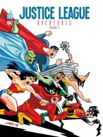 Justice League Aventures Tome 3 de Collectif chez Urban Comics