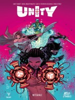 Unity : Integrale de Kindt Matt chez Bliss Comics