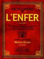 Encyclopedie De L'enfer de Martin Olson chez Lapin