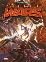 Secret Wars de Hickman/ribic chez Panini