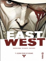 East Of West Tome 7 de Hickman chez Urban Comics