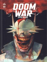 Justice League Doom War - Epilogue de Tynion Iv James chez Urban Comics