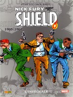 Nick Fury : L'integrale T01 (1965-67) Ned de Lee/kirby chez Panini