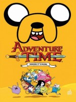 Adventure Time Volume 2 de North/paroline chez Urban Comics