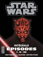 Star Wars Prelogie - Episodes I.ii.iii - Integrale de Brooks Terry chez Pocket