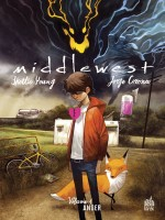 Middlewest  - Tome 1 - Middlewest Tome 1 de Young Skottie chez Urban Link