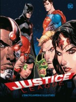 Hors Collection T1 Justice League, L'encyclopedie Illustree de Xxx chez Huginn Muninn
