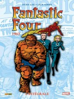 Fantastic Four: L'integrale T02 (1963) Ned de Lee/kirby chez Panini