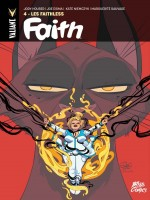 Faith T04 Faithless de Eisma Joe chez Bliss Comics