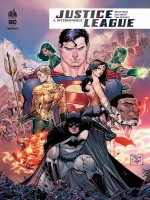 Justice League Rebirth Tome 4 de Collectif chez Urban Comics